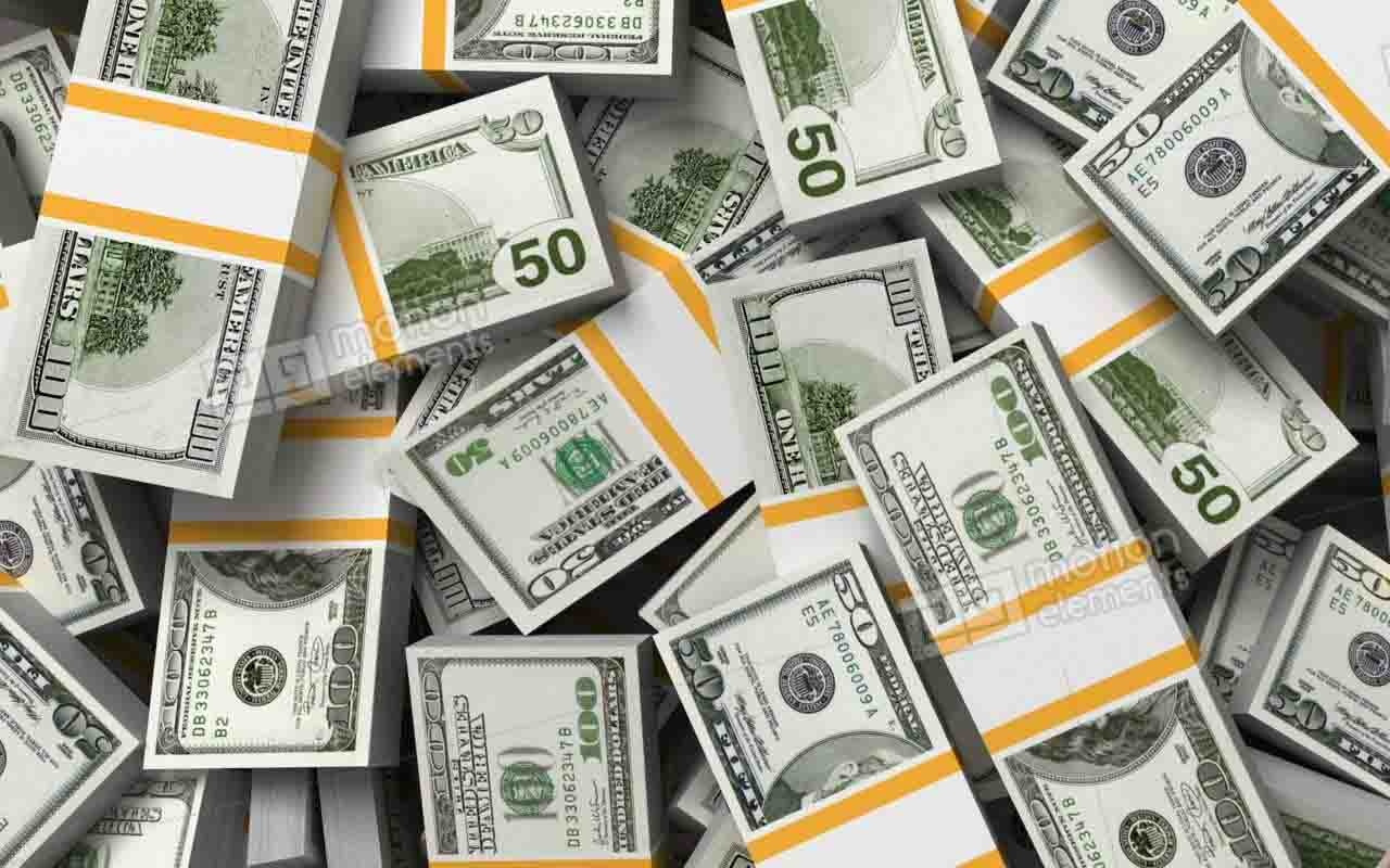 Nisan ayında özel sektörün uzun vadeli kredi borcu 206.9 milyar dolara indi