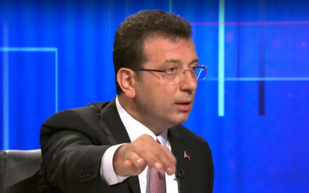 İmamoğlu, Demirtaş'ın desteği için ne söyledi?