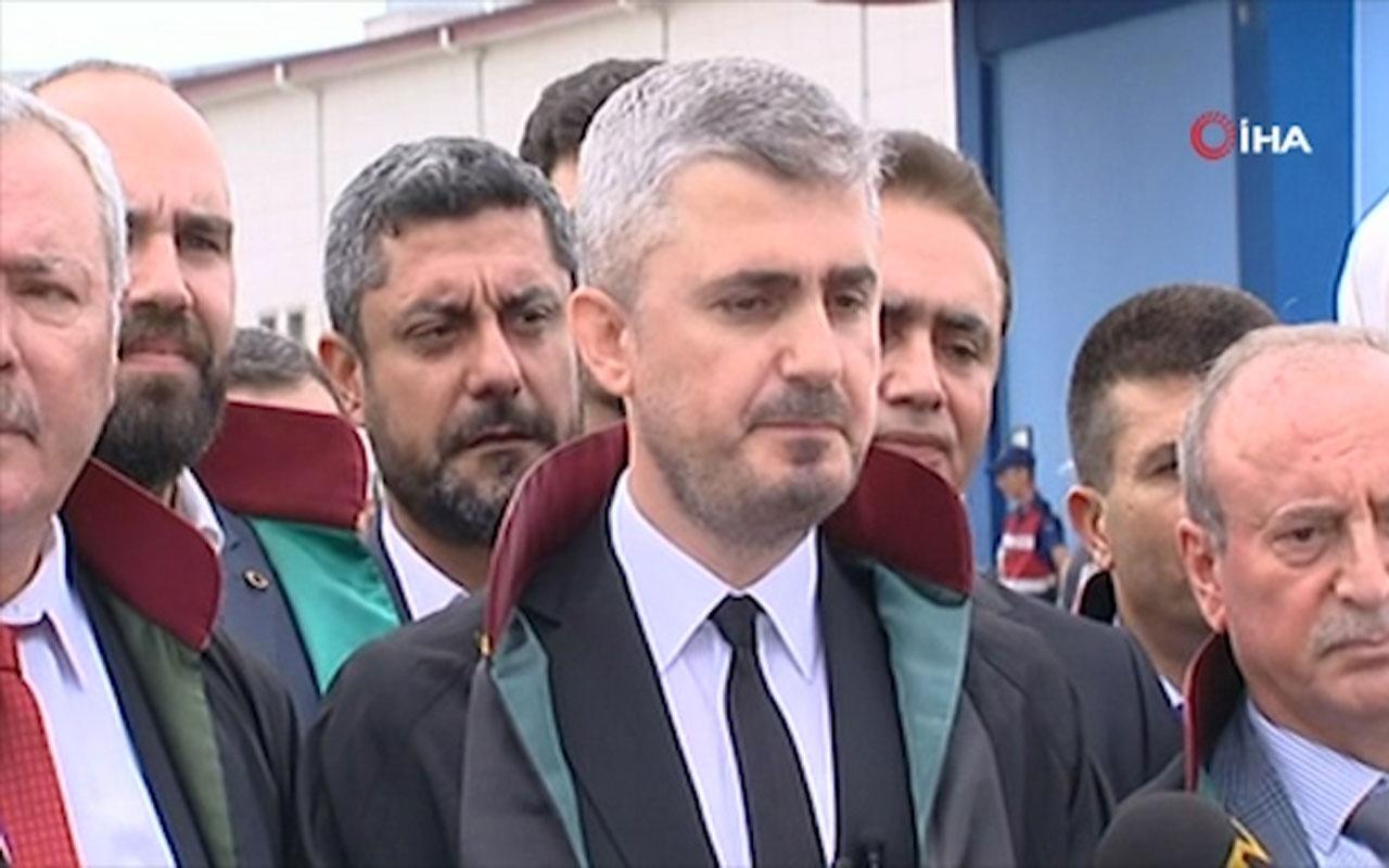 Erdoğan'ın Avukatı Hüseyin Aydın Çatı Davasıyla ilgili açıklamalarda bulundu