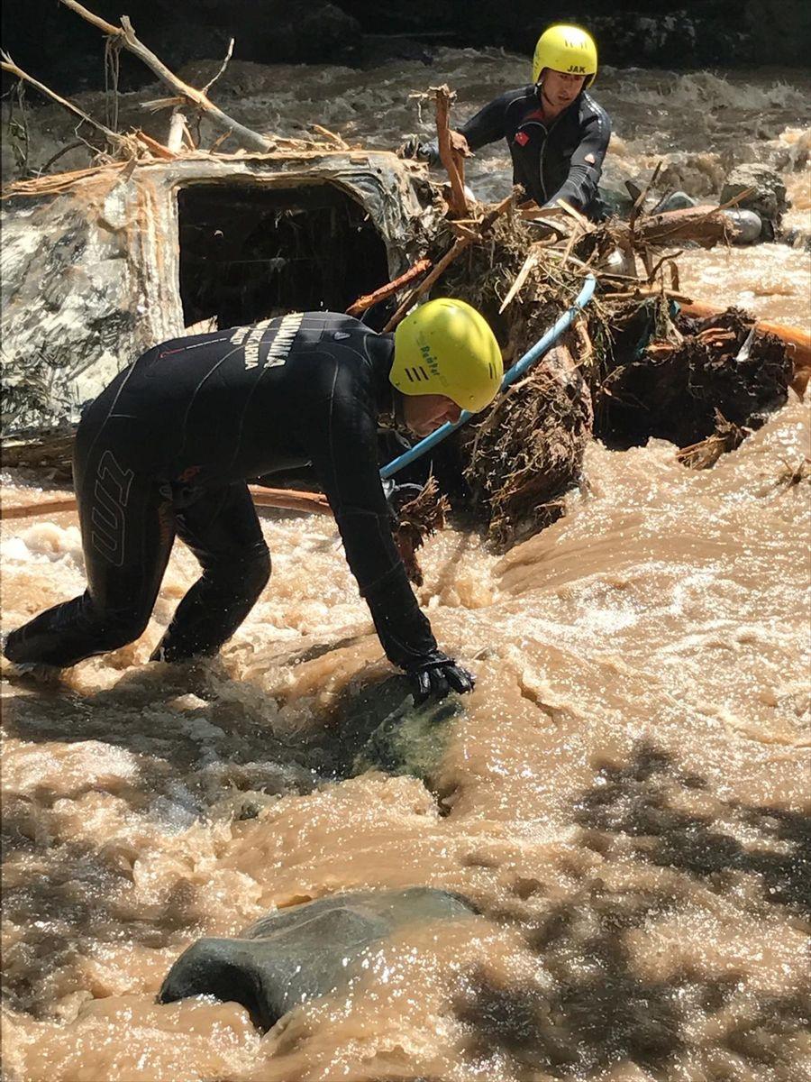 Sel felaketi ile sarsılmıştı Trabzon Araklı için meteorolojiden yeni uyarı