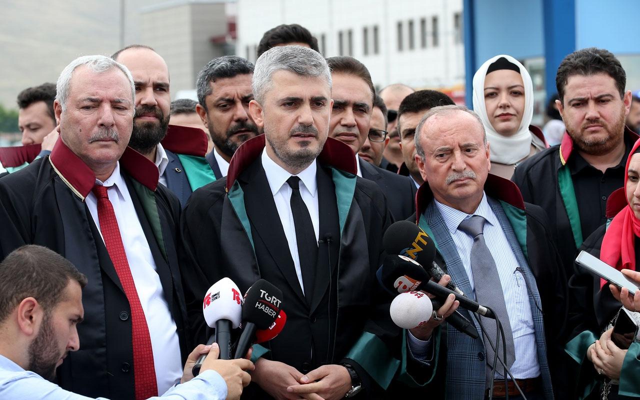Cumhurbaşkanı avukatın Hüseyin Aydın'dan Genelkurmay Çatı davası yorumu