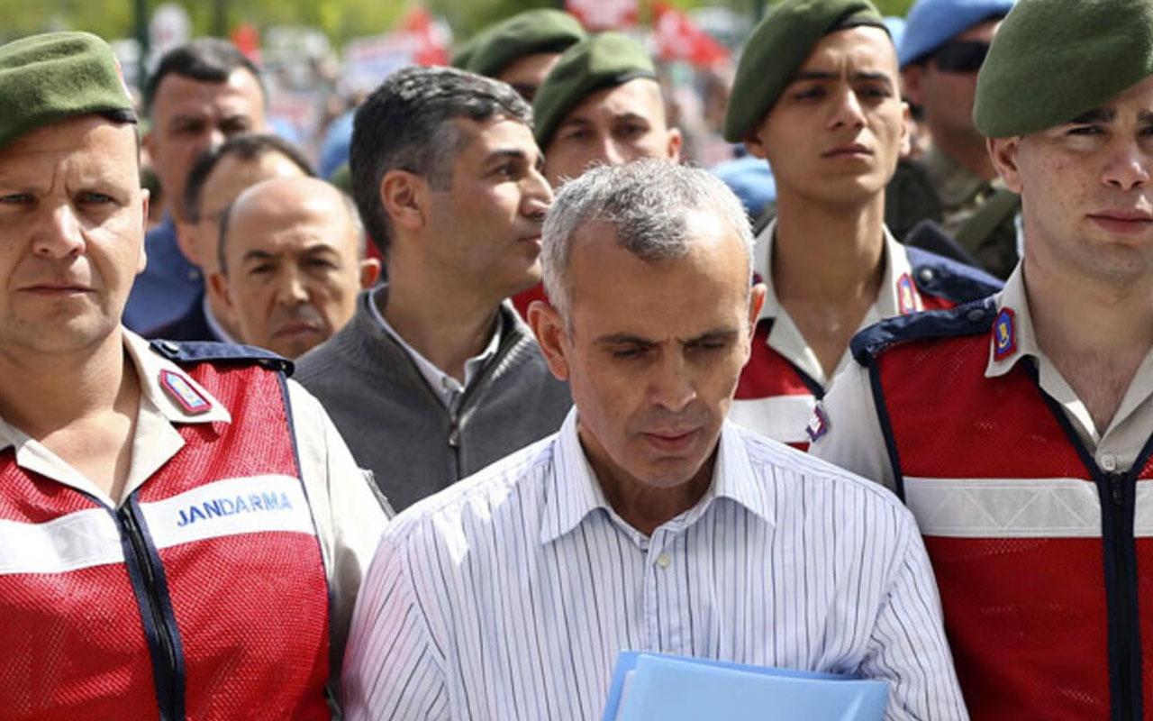 Mehmet Dişli'nin aldığı ceza Darbenin tepe isimleri için karar verildi