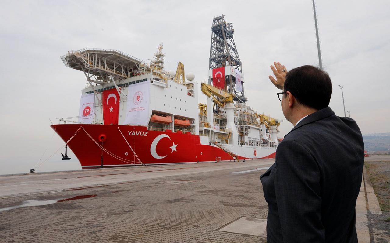 Sondaj gemimiz Yavuz Akdeniz'e uğurlandı
