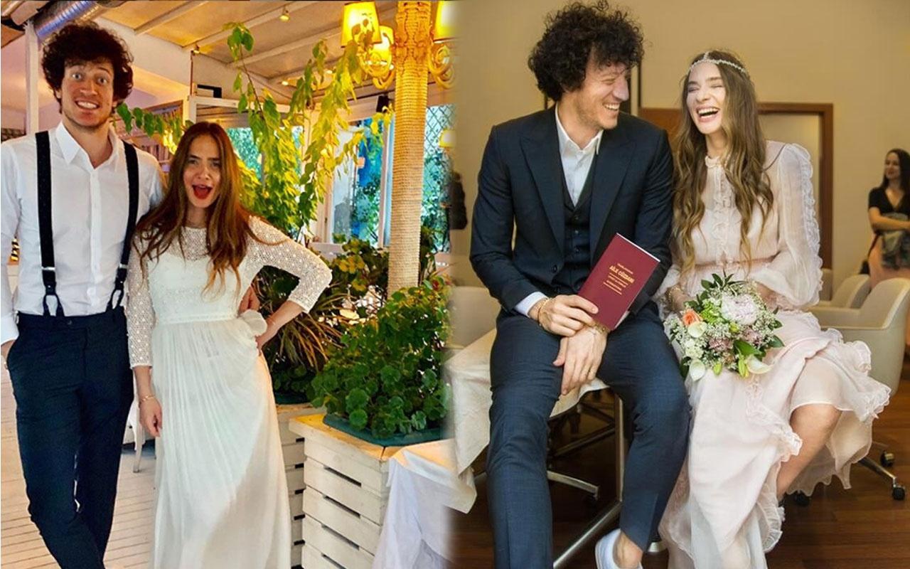 Müge Boz ve Caner Erdeniz Barselona'da evlenmişlerdi! Jet evliliğin nedeni belli oldu!