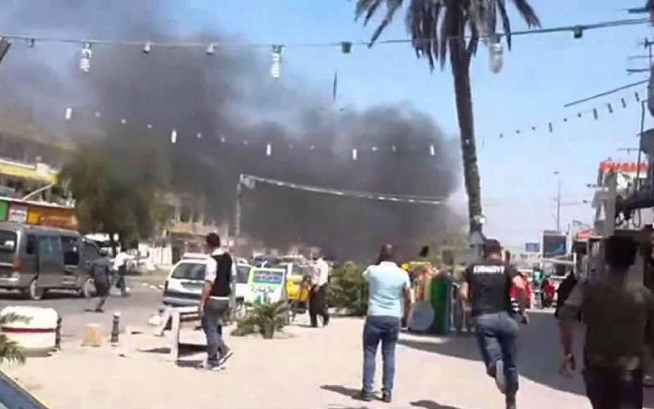 Bağdat'ta camiye intihar saldırısı gerçekleşti! Çok sayıda ölü ve yaralı var