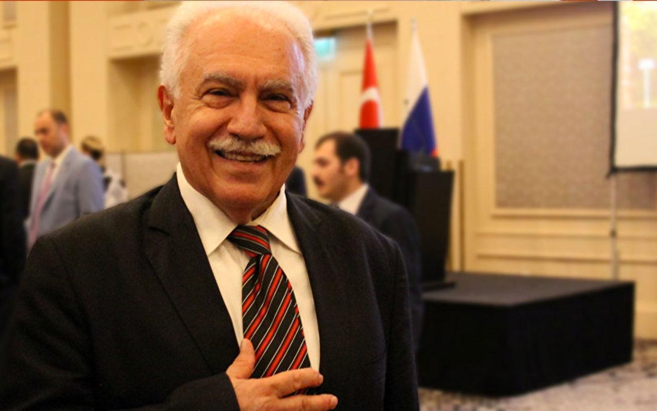 Doğu Perinçek Ahmet Davutoğlu'nu canlı yayına çağırdı! Gelecek Partisi'nden olay cevap geldi