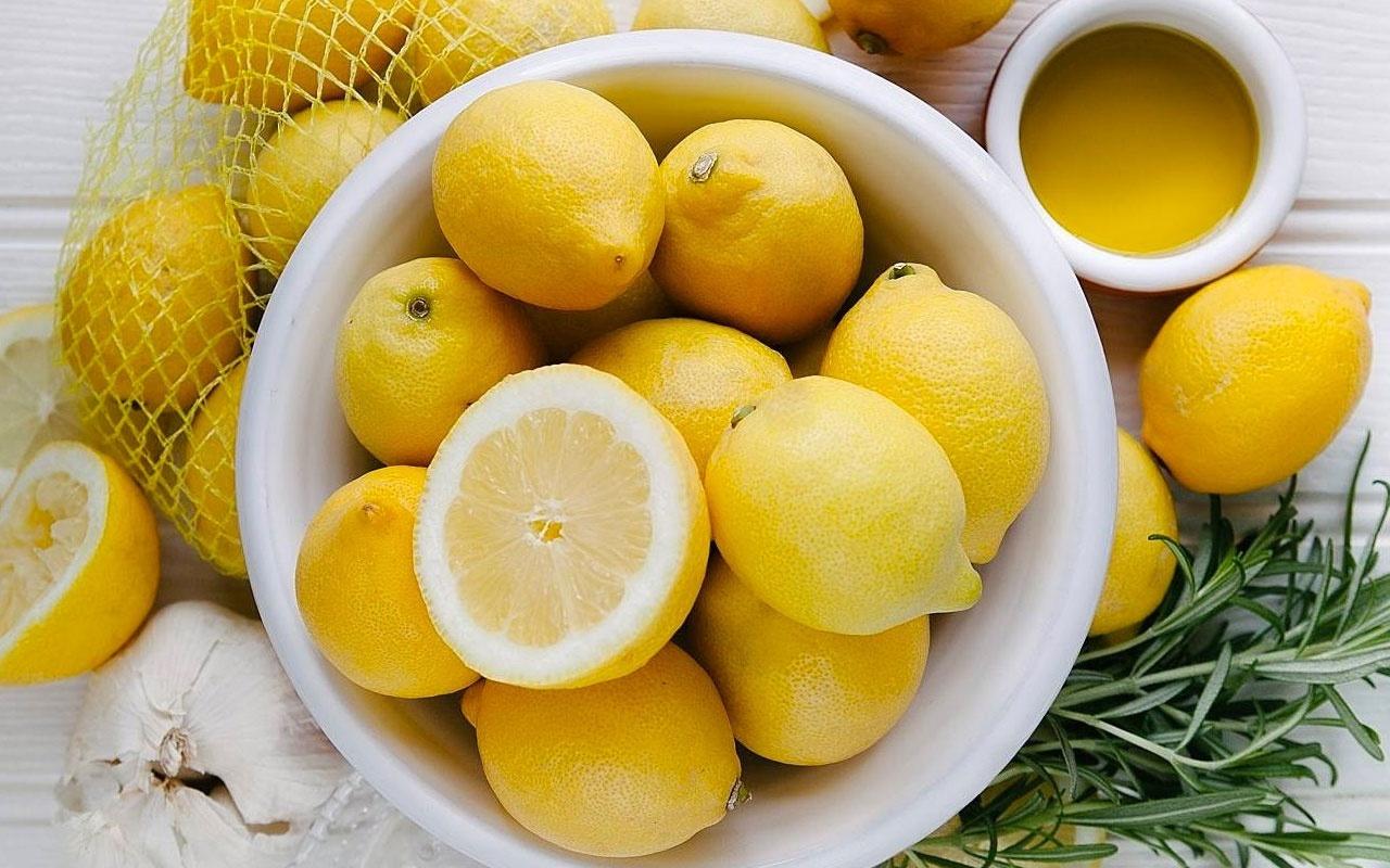 Limonun faydaları neler aç karnına içilen limon suyu vücuttaki toksinleri atıyor