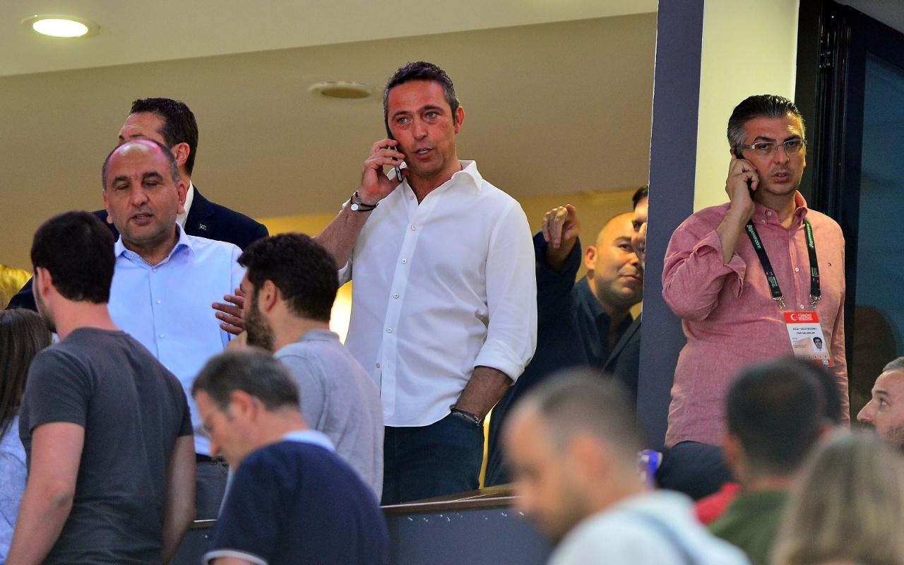 Ali Koç'tan Fenerbahçe taraftarına transfer müjdesi