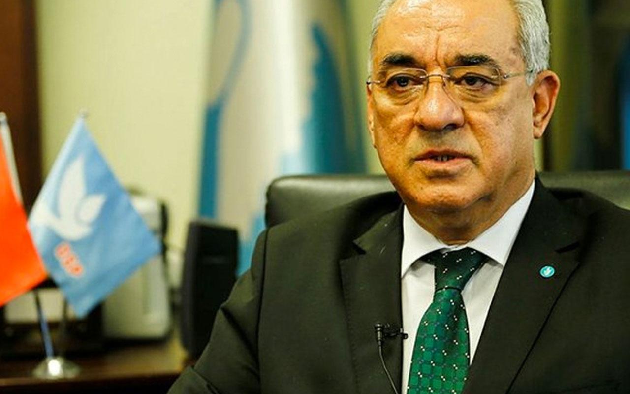 DSP lideri Önder Aksakal'dan olay seçim yorumu: Bir anlamı yok