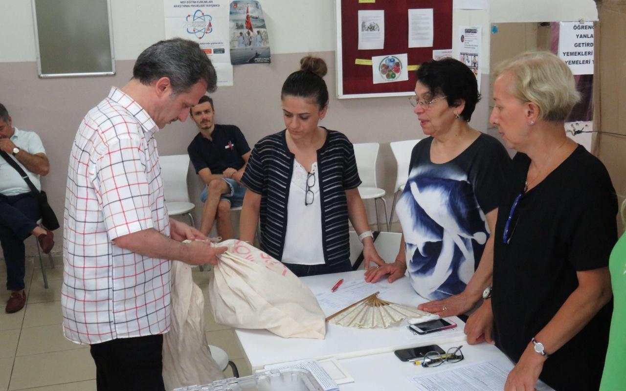 Yenilenen İstanbul seçimlerinde oy verme işlemi başladı