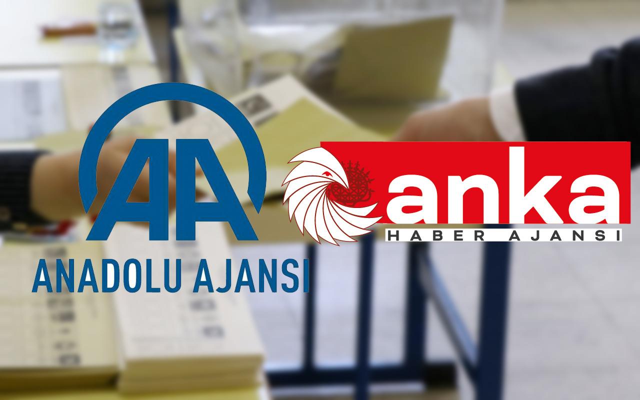 İstanbul seçim sonuçları ANKA ve Anadolu Ajansı verileriyle internethaber'de
