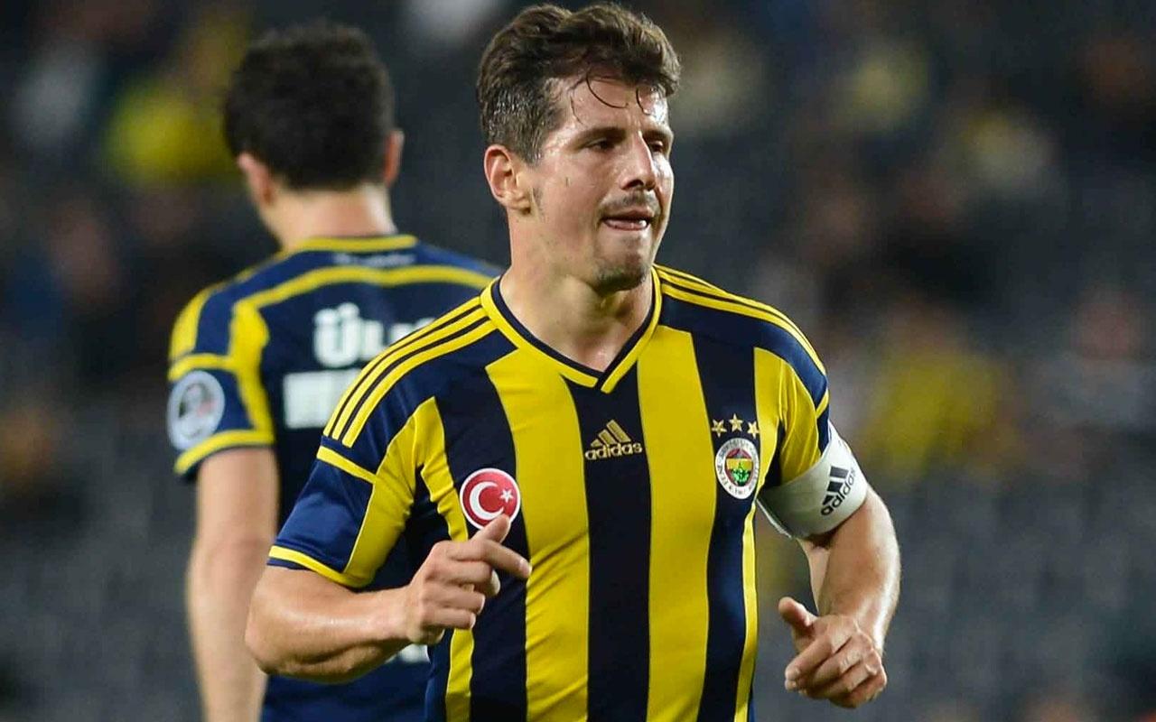 Emre Belözoğlu Ali Koç'la buluştu imzayı attı