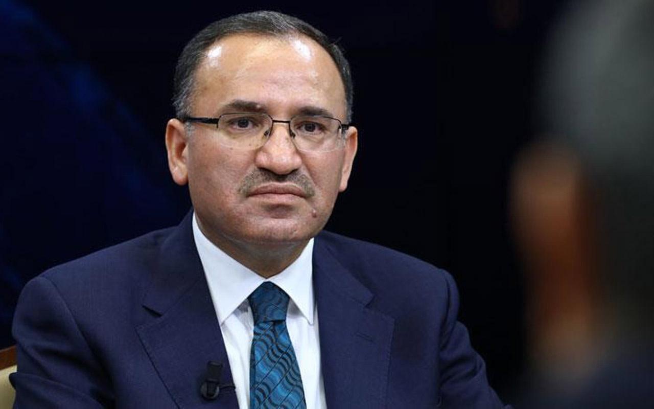 AK Partili Bekir Bozdağ: Teklifler yeni anayasa sürecine katkı verecektir