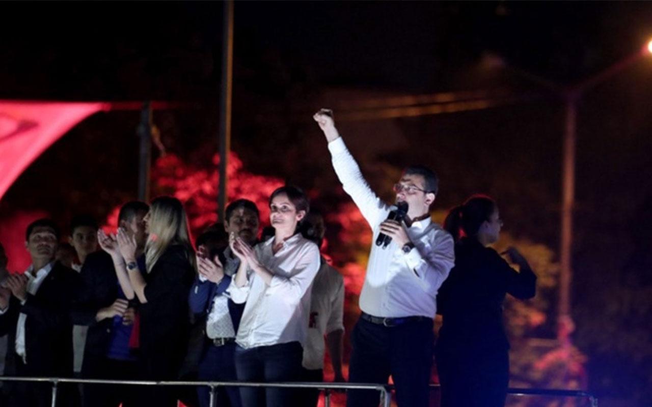 Avrupalı demokratlardan Ekrem İmamoğlu'na tebrik mesajı!