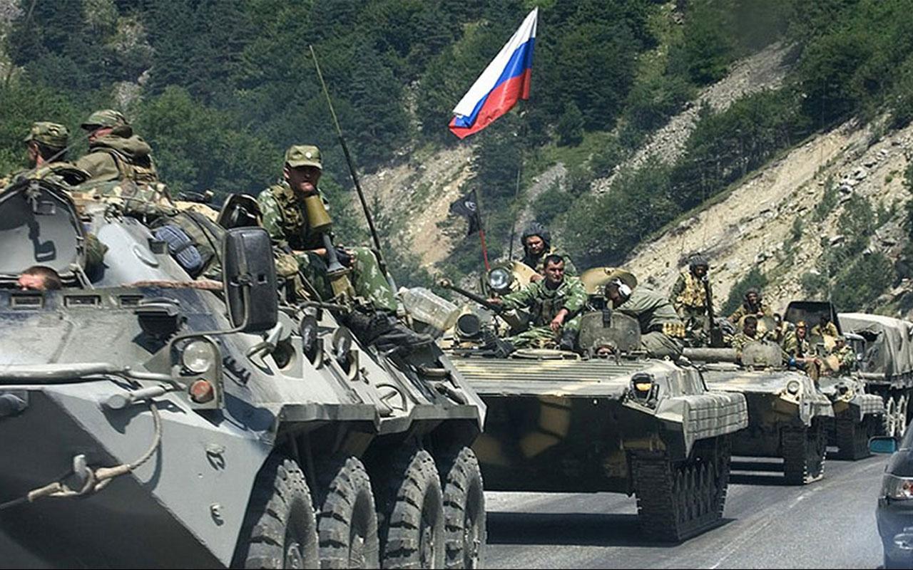 Putin Rus ordusuna emri verdi! Savaşa hazır olun