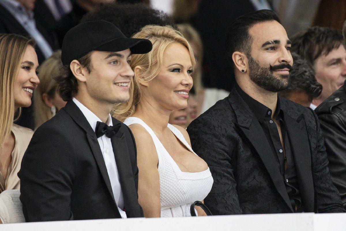 Pamela Anderson sevgilisi Adil Rami tarafından aldatıldı! Canavar diyerek isyan etti