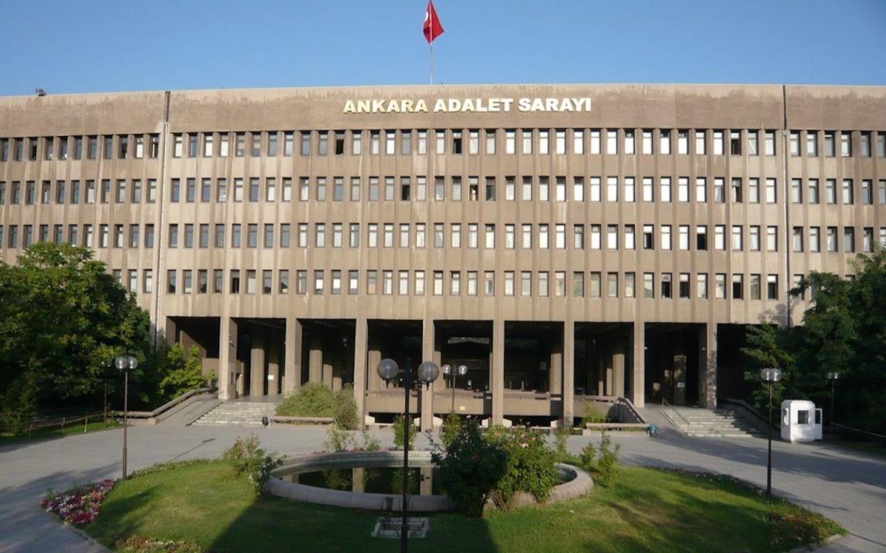 Ankara adliyesinde 2 kişi bıçakla yaralandı