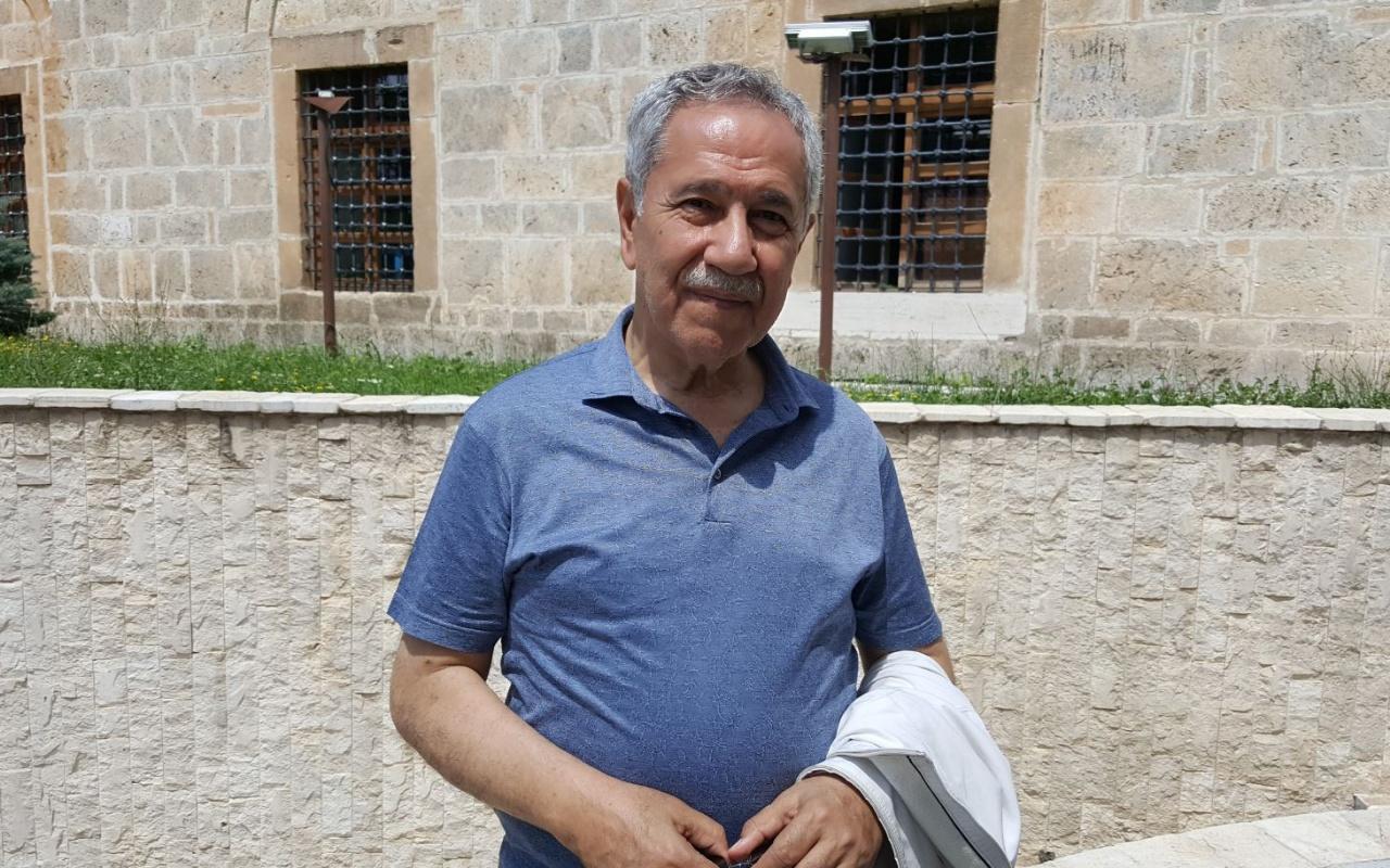 Bülent Arınç'tan İstanbul seçimi değerlendirmesi