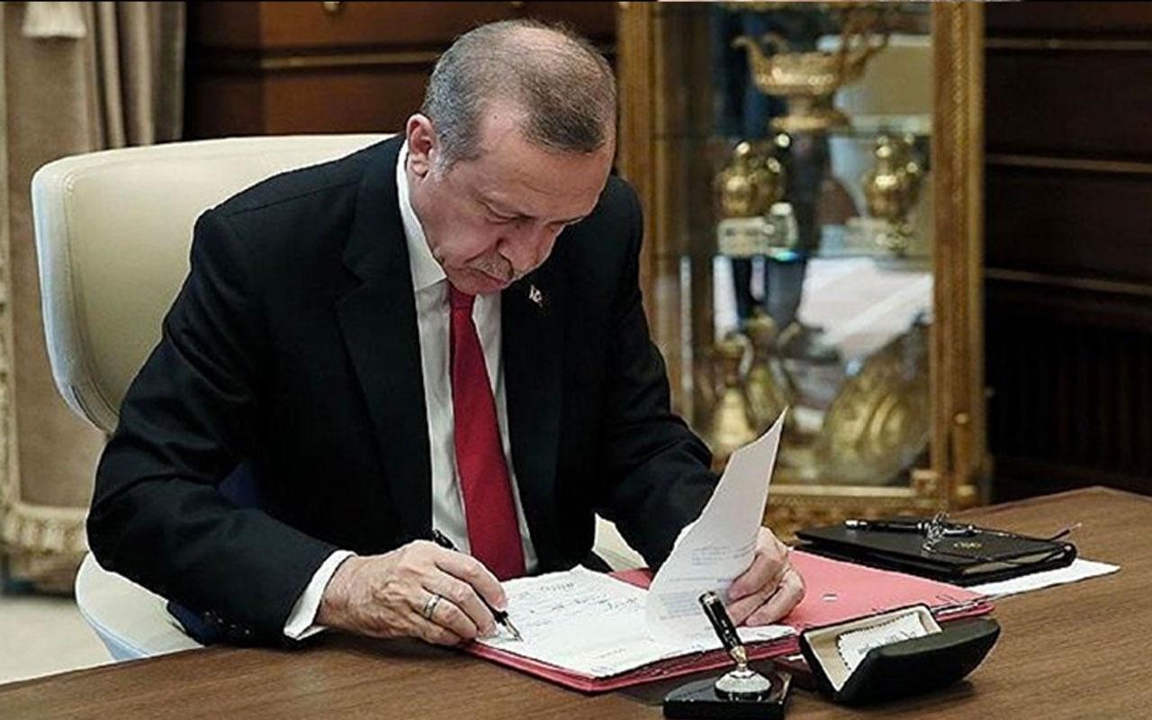 Erdoğan'dan Jandarma Genel Komutanlığında kritik atama ve terfiler 38 ilin değişti