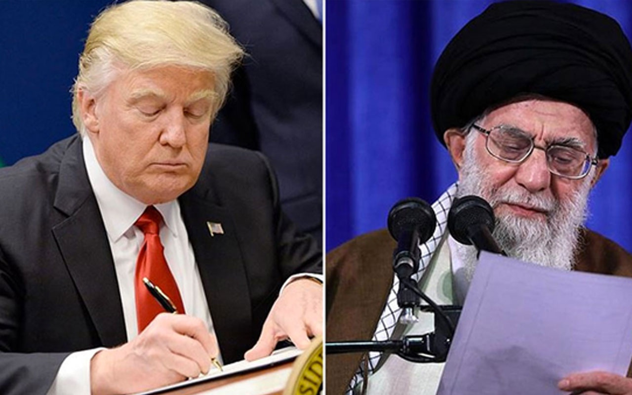 Trump yaptırım kararını imzaladı! İran'dan temkinli yanıt geldi