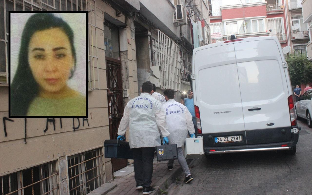 İstanbul'da genç kadın başına poşet geçirilerek öldürüldü