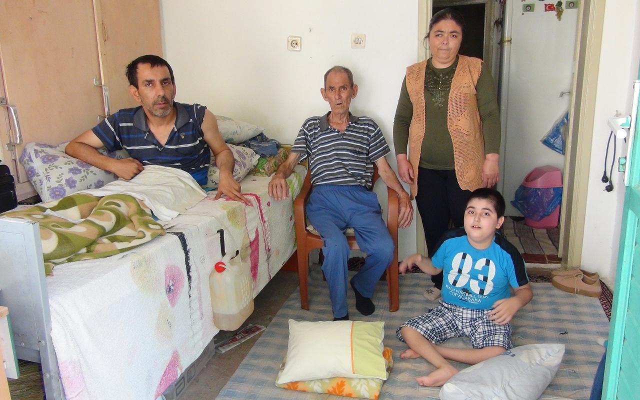 Mersin'de Bulut ailesinin yürek burkan dramı her biri ayrı bir hastalıktan muzdarip