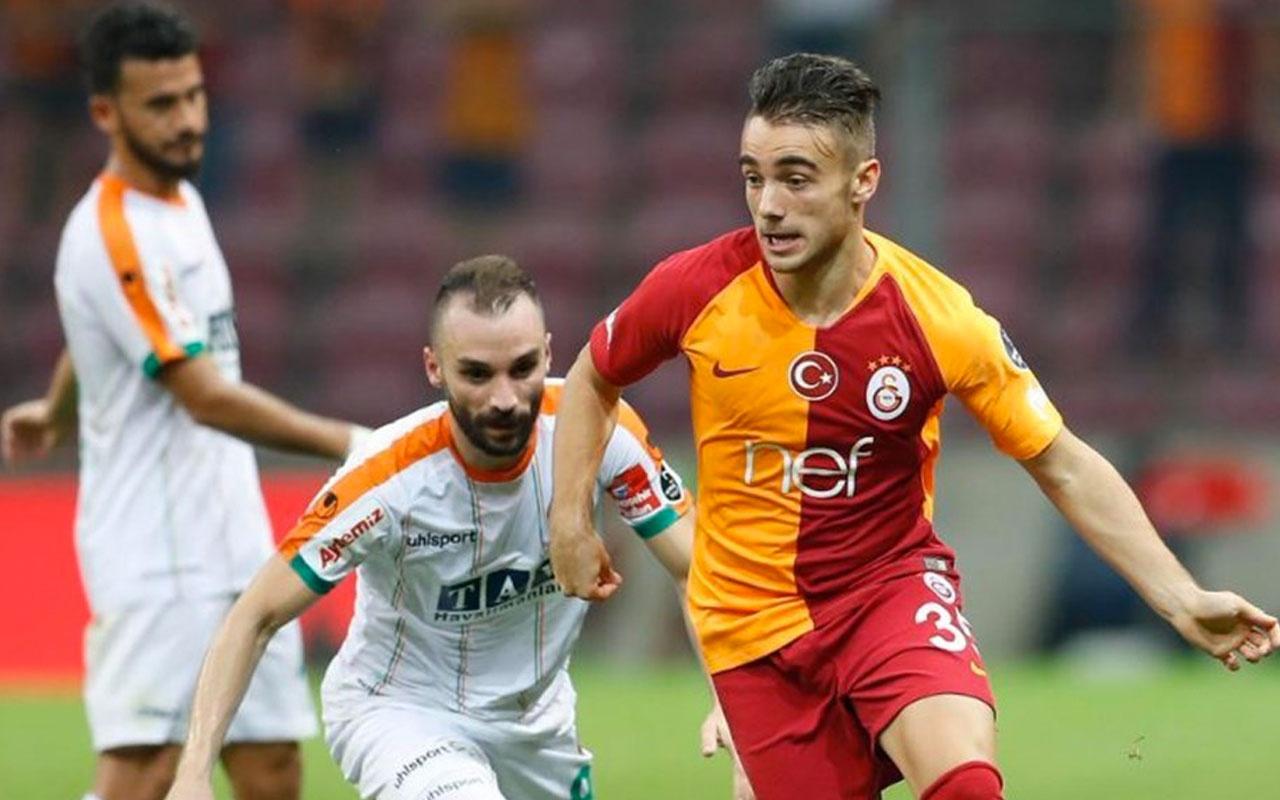 Galatasaraylı Yunus Akgün'e İtalya'dan sürpriz talip