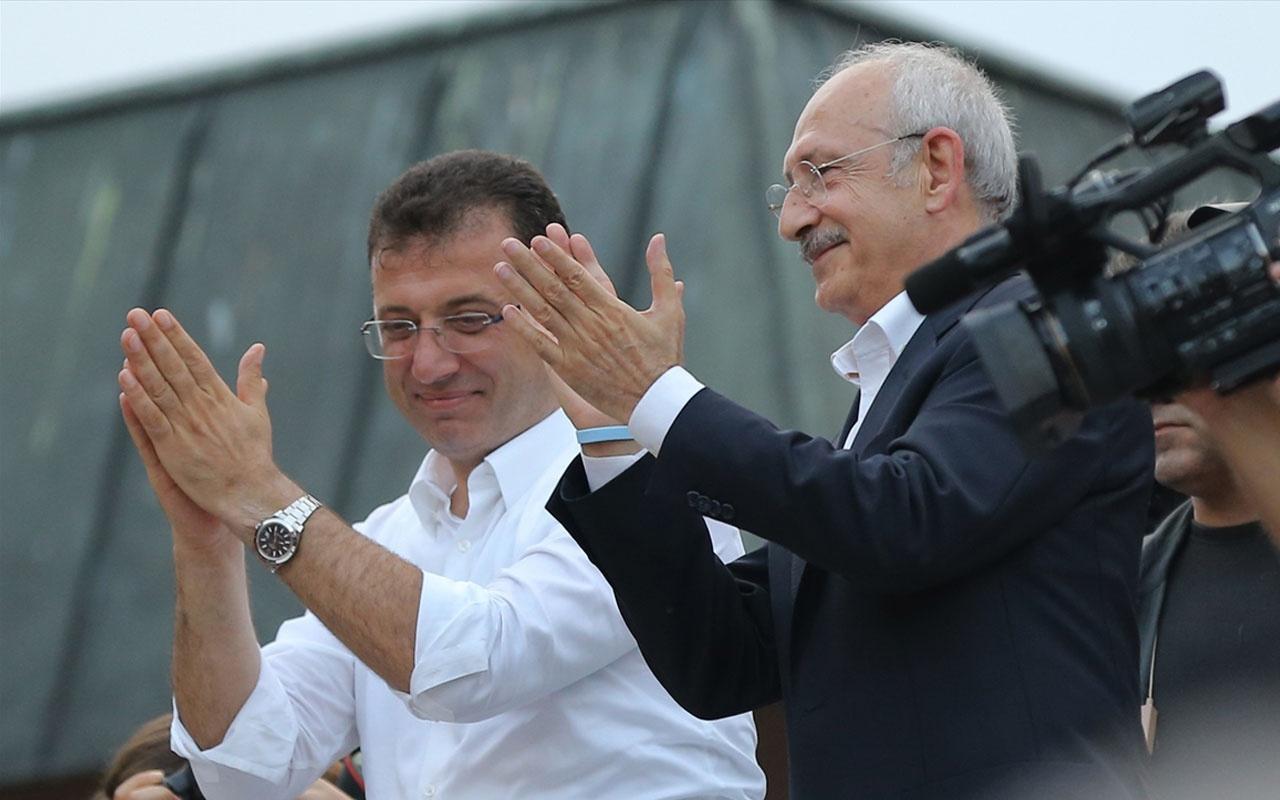 İmamoğlu Cumhurbaşkanı adayı olur mu? sorusuna Kılıçdaroğlu'dan yanıt!