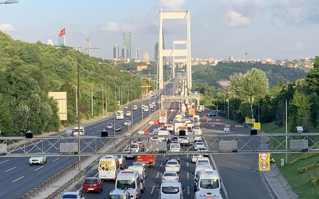 İstanbul'dan çıkışlar için tatil amaçlı özel izin belgesi oluşturulacak