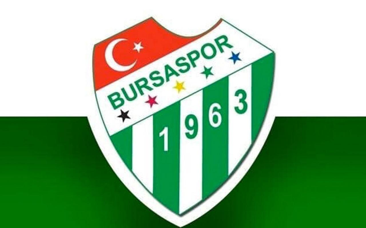 Bursaspor'dan puan silme ve transfer yasağı açıklaması