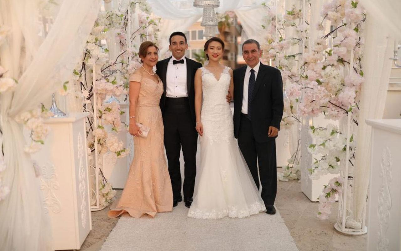 Facebook'ta çalışırken tanıştığı Tayvanlı ile evlendi