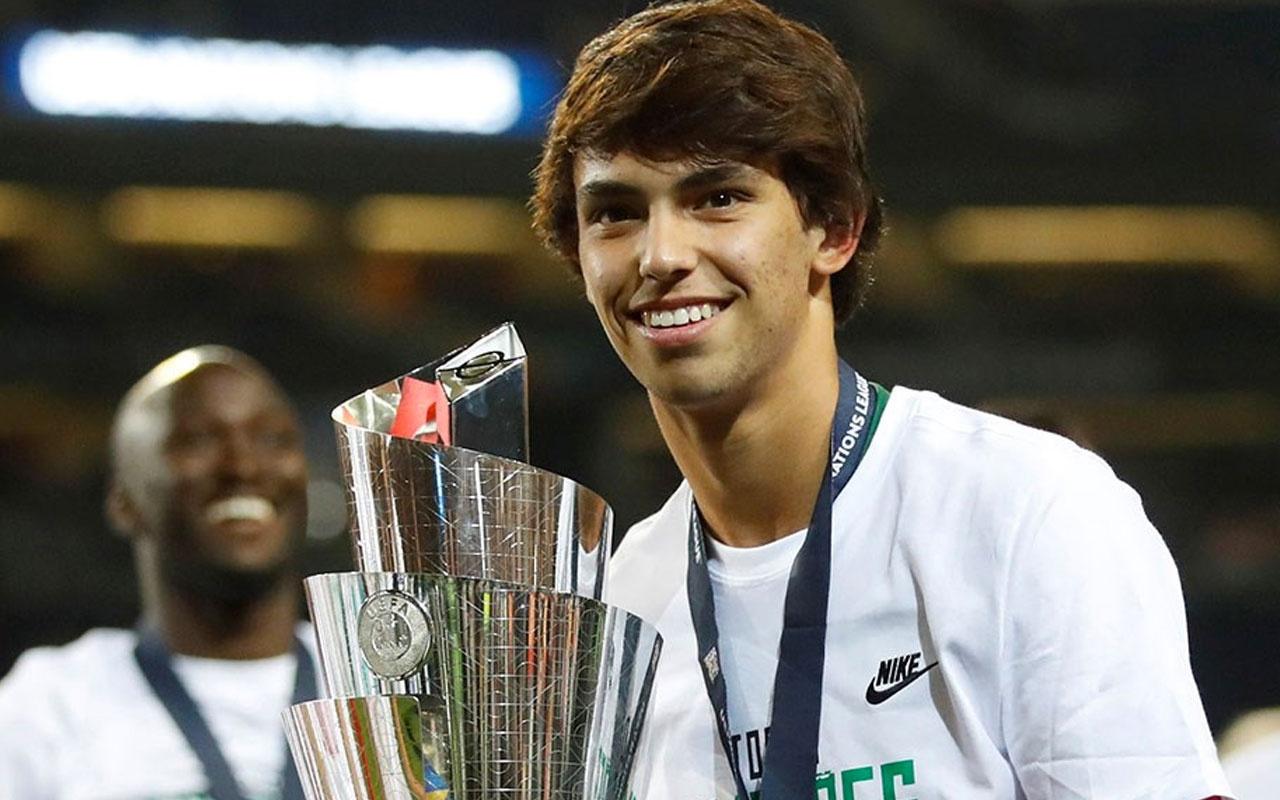 Joao Felix rekor bedelle Atletico Madrid'de