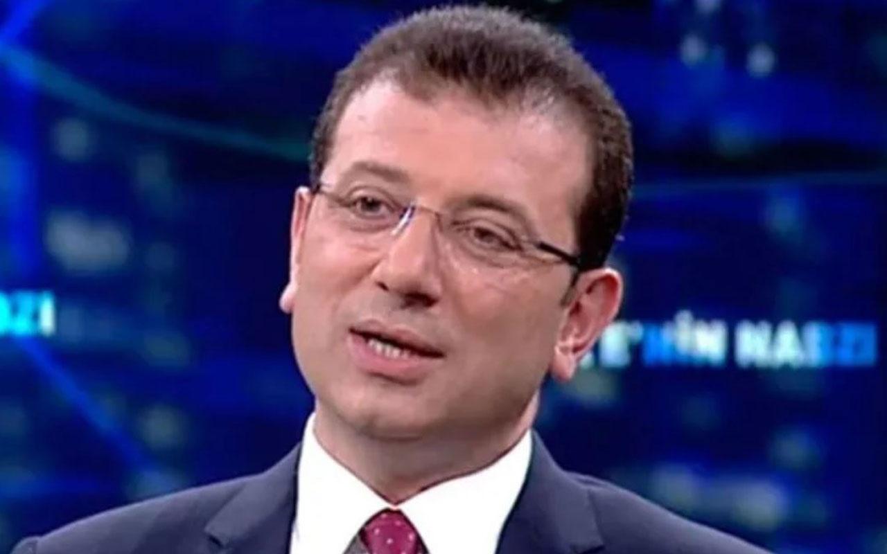 Ekrem İmamoğlu'dan Cübbeli Ahmet Hoca'ya cevap