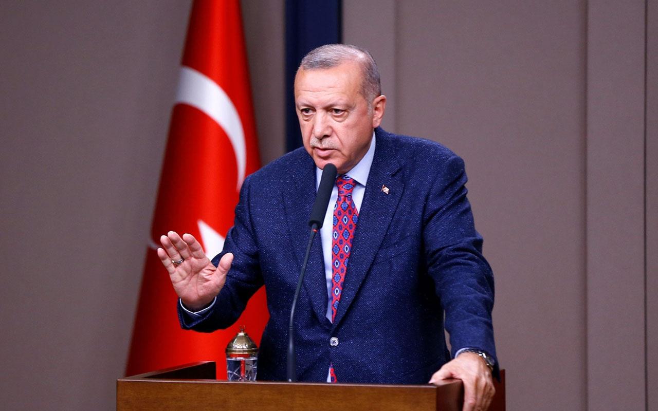 Cumhurbaşkan Erdoğan  Murat Çetinkaya'yı neden görevden aldığını açıkladı!