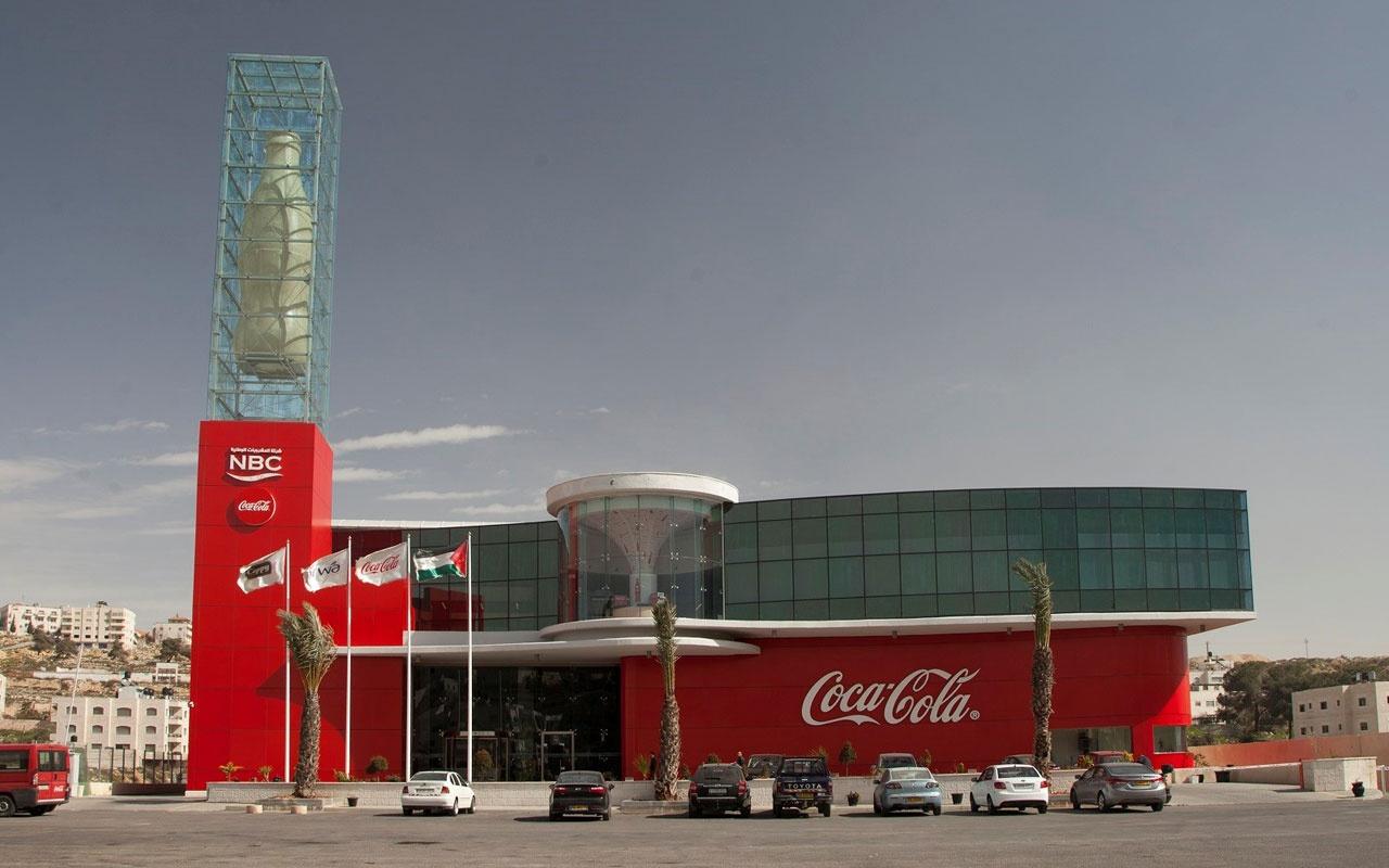 Filistin'de toplumsal kalkınmanın çözüm ortağı Coca-Cola