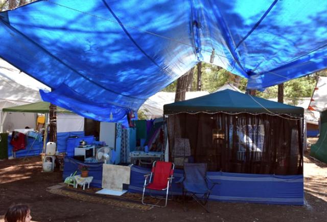 Marmaris'te 8 liraya tatil imkanı! 4 kişilik çadırın fiyatı bile oldukça uygun