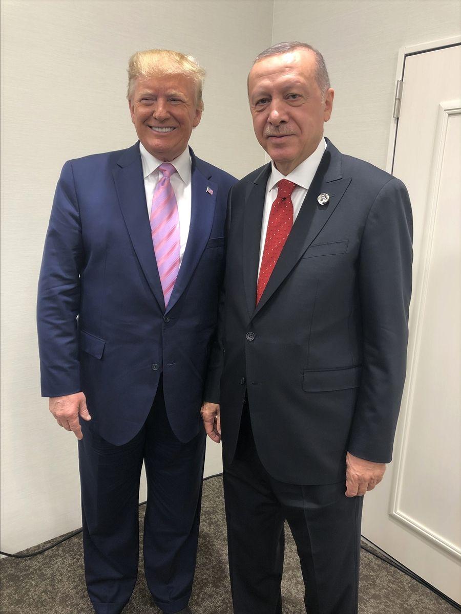 Erdoğan G-20 zirvesinde! Dünya liderlerinden ilginç pozlar