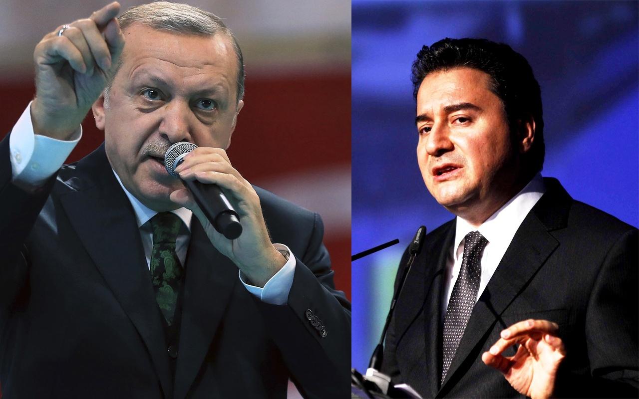 Ali Babacan Cumhurbaşkanı Erdoğan ile görüşmüş işte yaşananlar - Internet Haber