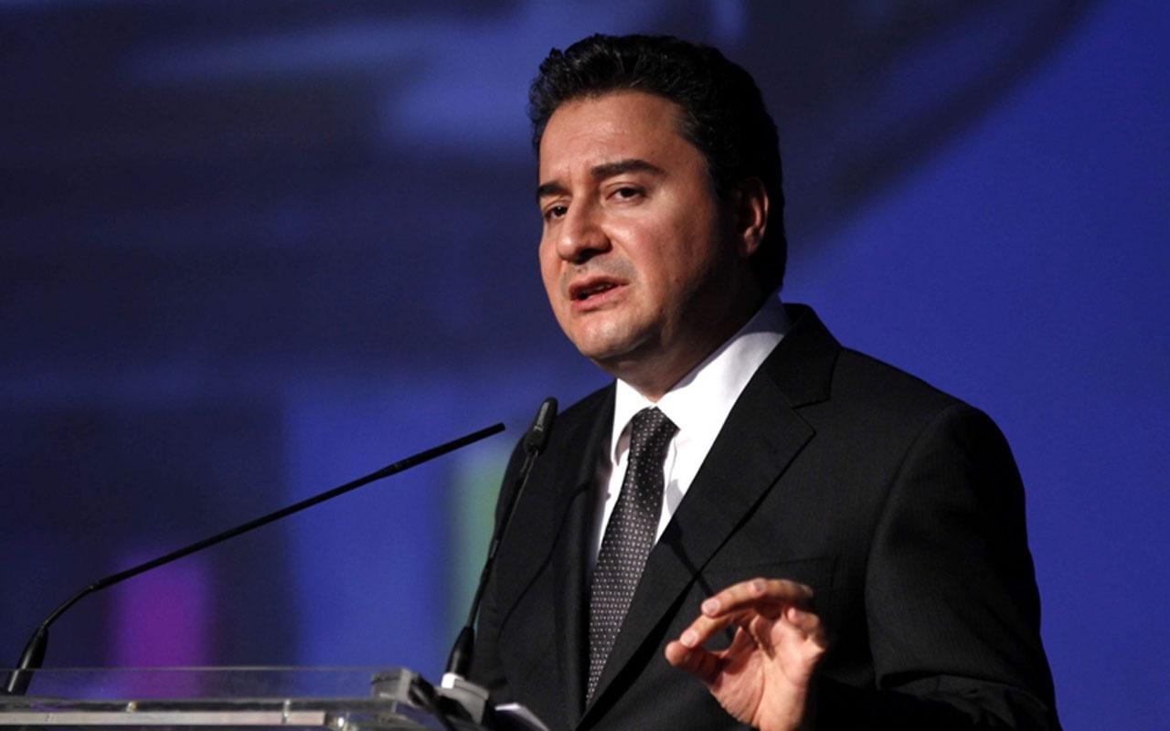Ali Babacan için AK Parti'den ilk yorum Muharrem Sarıkaya yazdı