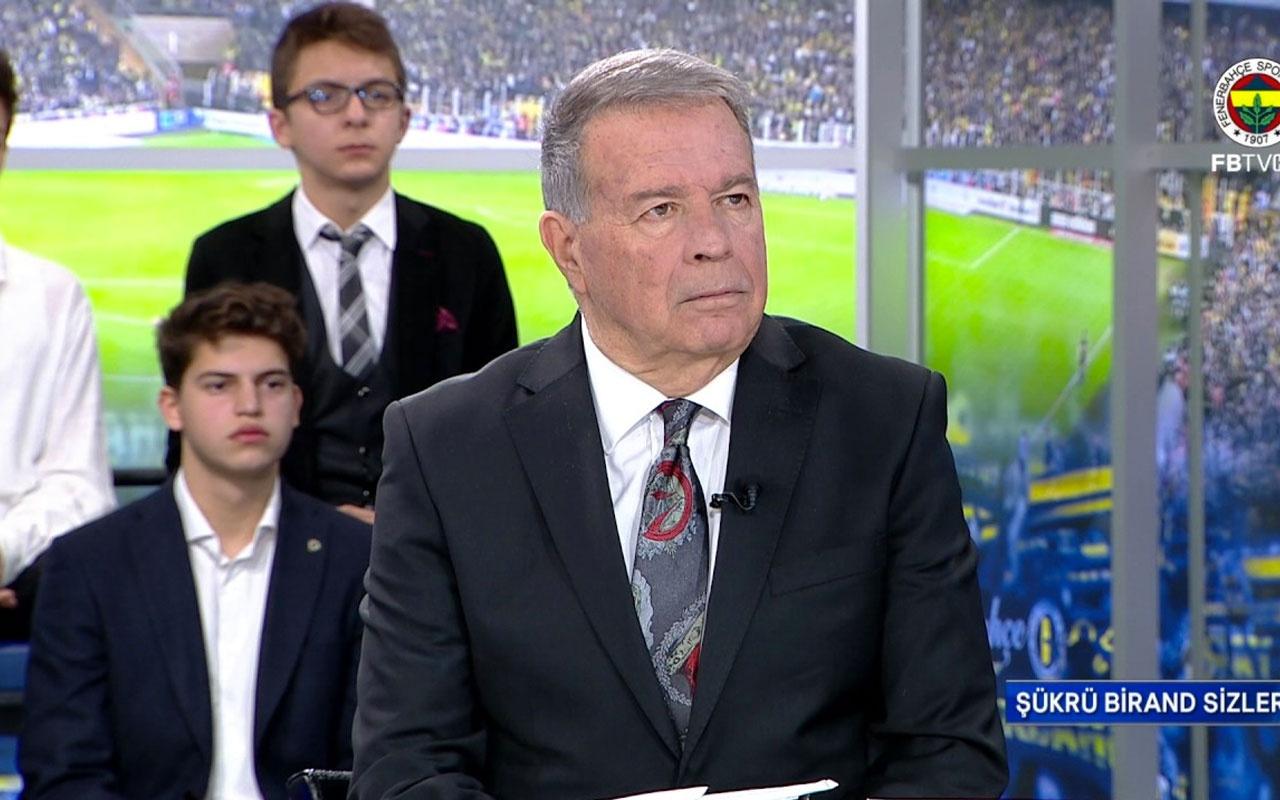 Fenerbahçeli eski futbolcu Şükrü Birand vefat etti