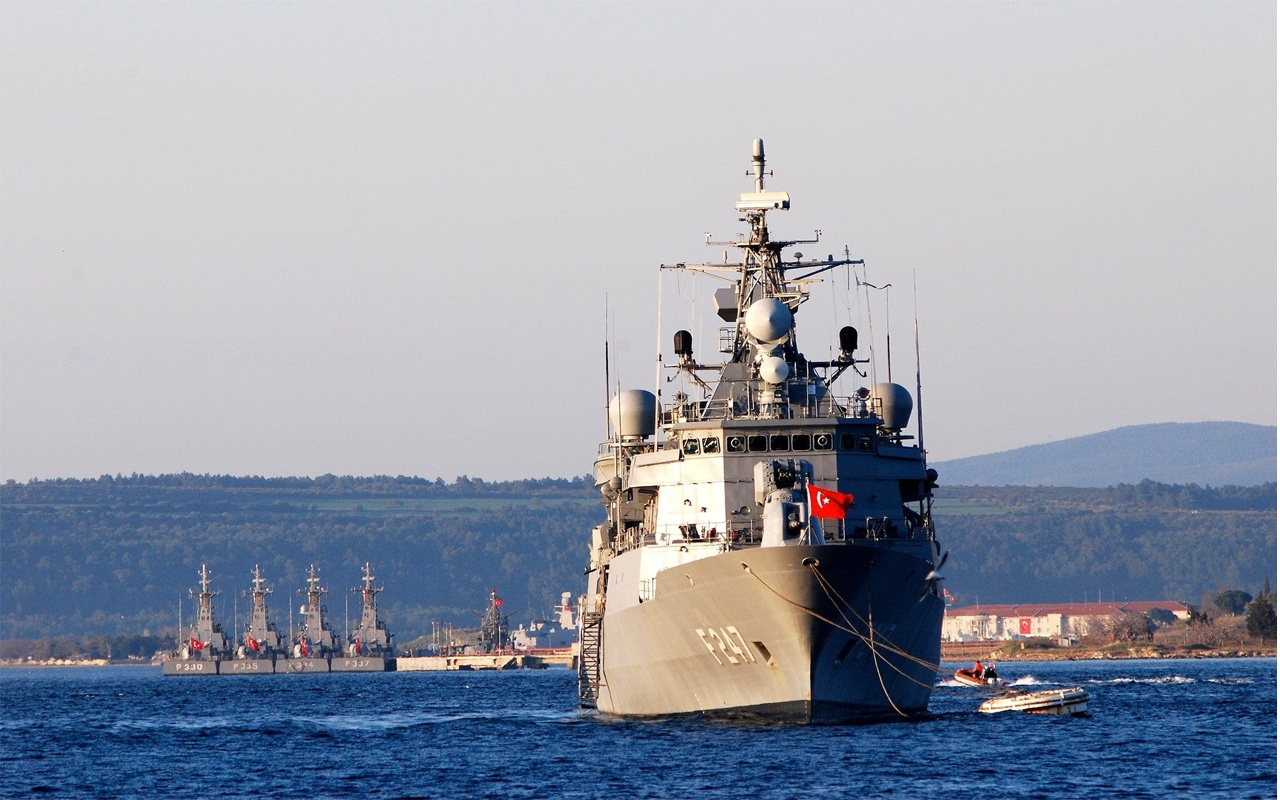 Deniz Kuvvetleri Komutanlığı'nda FETÖ terör örgütü operasyonu