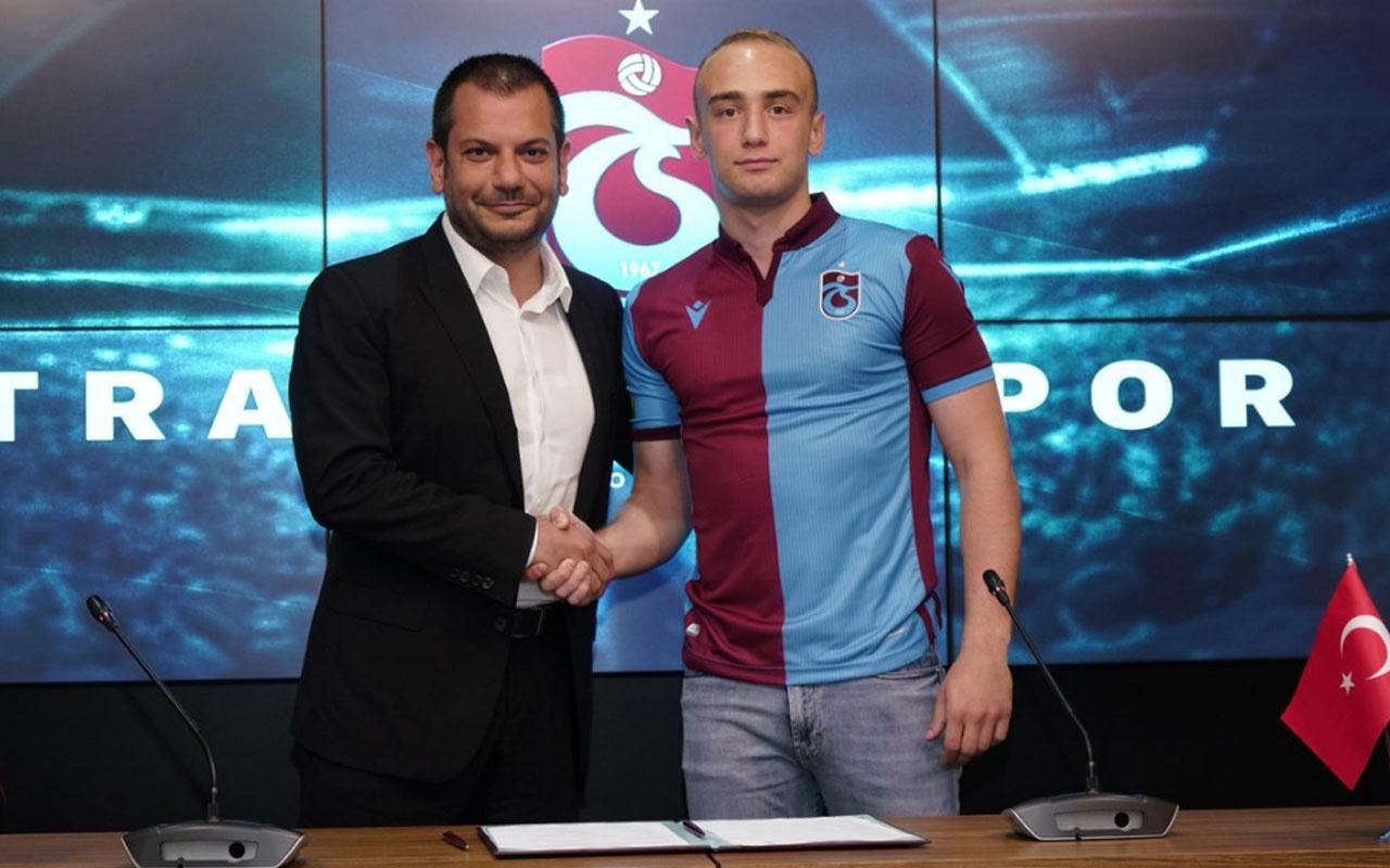 Trabzonspor Doğan Erdoğan transferini açıkladı
