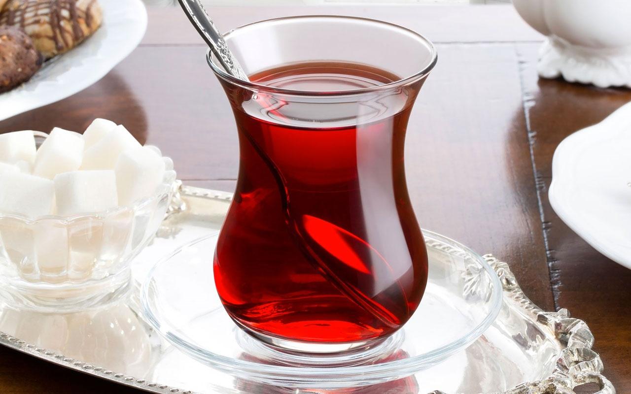 Şekersiz bir fincan çay kaç kalori ediyor? Kalori hesaplama formulü