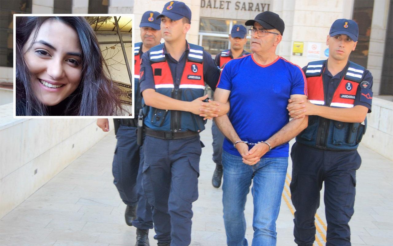 Kızını 15 kurşunla öldüren babanın ifadesi kan dondurdu