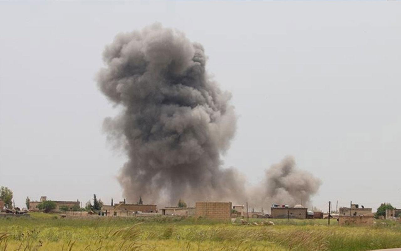 MSB'den açıklama: Kuzey Irak'ta 4 terörist öldürüldü