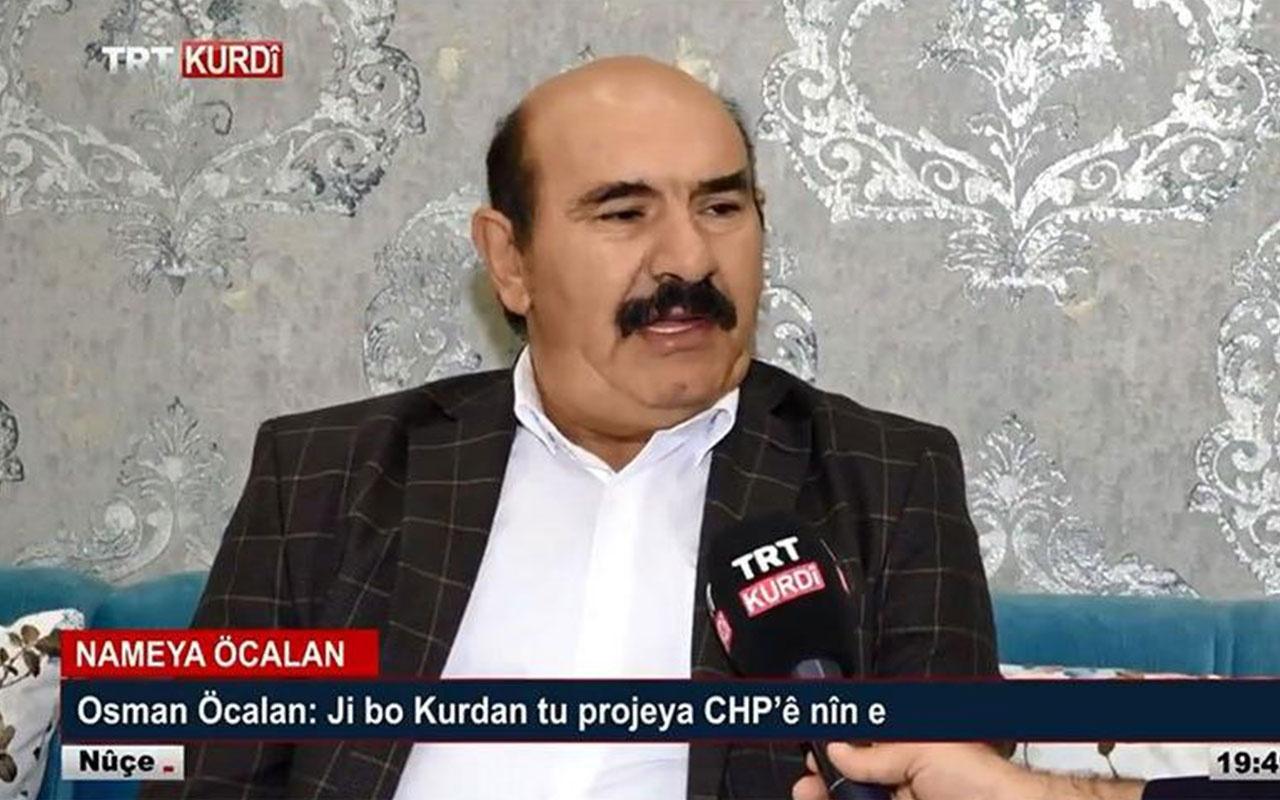 Osman Öcalan röportajı Meclis'te kavga çıkardı