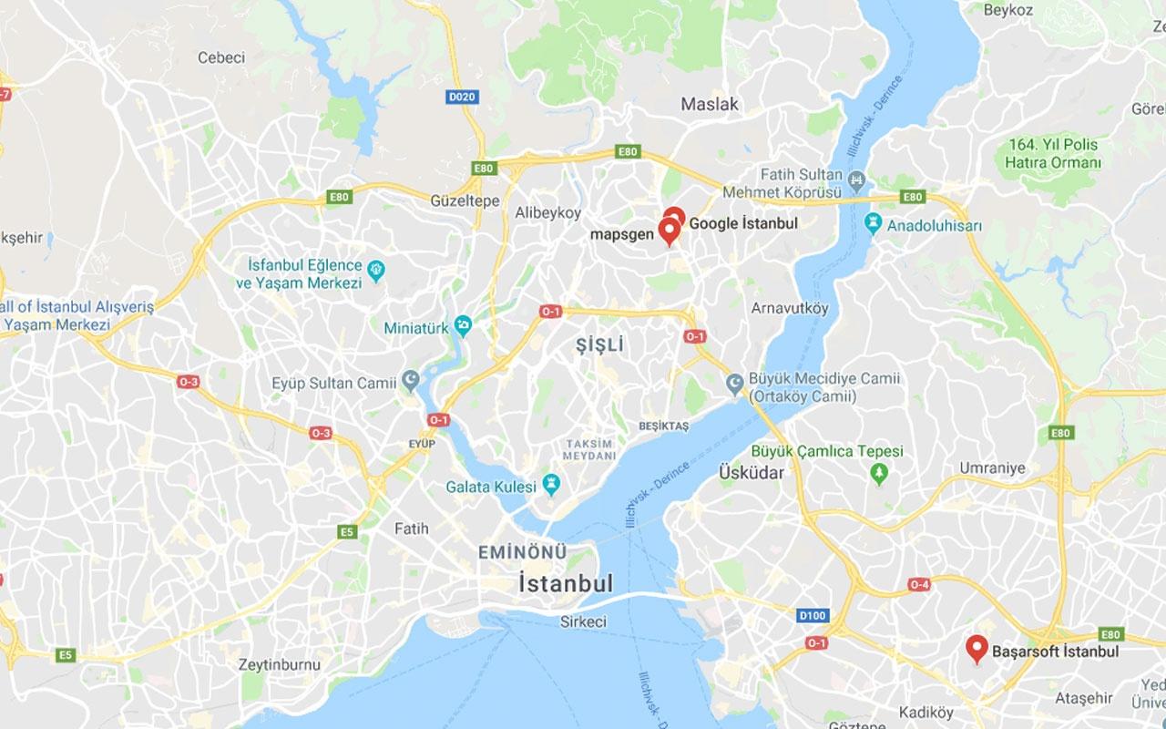 Toplu taşıma kullananlara müjdeli haber! Google Haritalar'a geldi