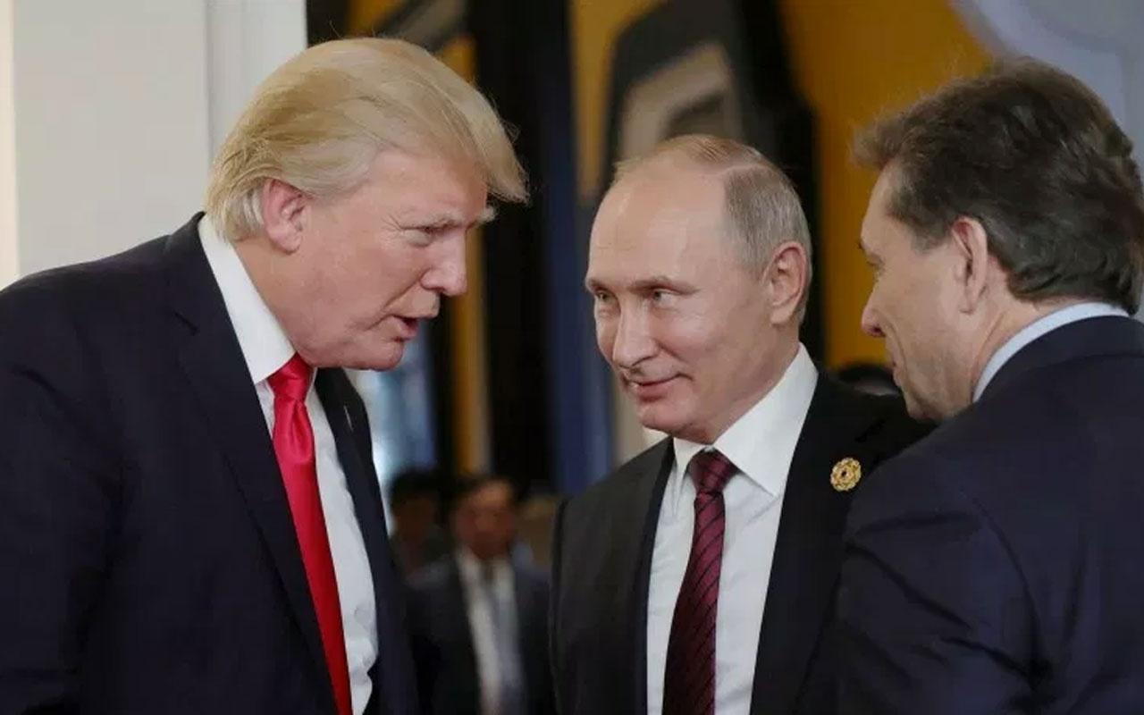 Trump Putin'i bizzat arayıp teklifte bulundu