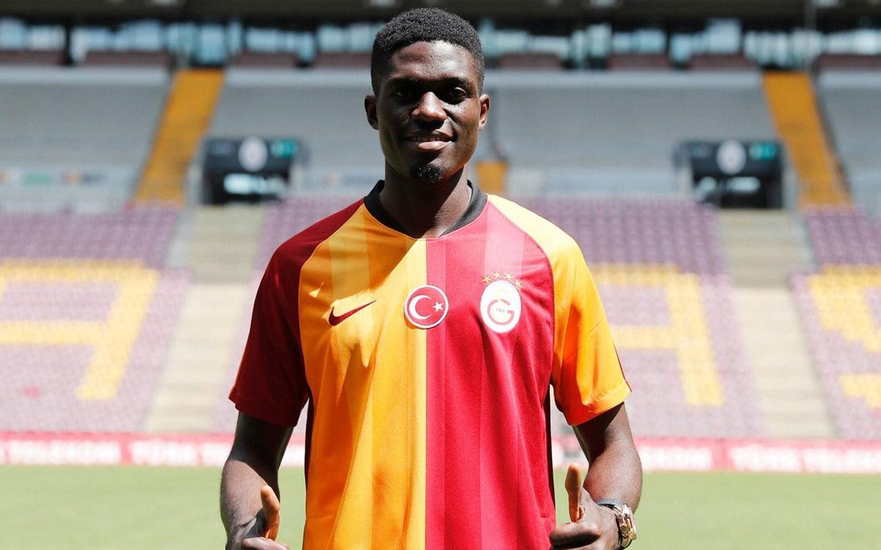 Ozornwafor, Galatasaray'ın 3. Nijeryalı futbolcusu oldu