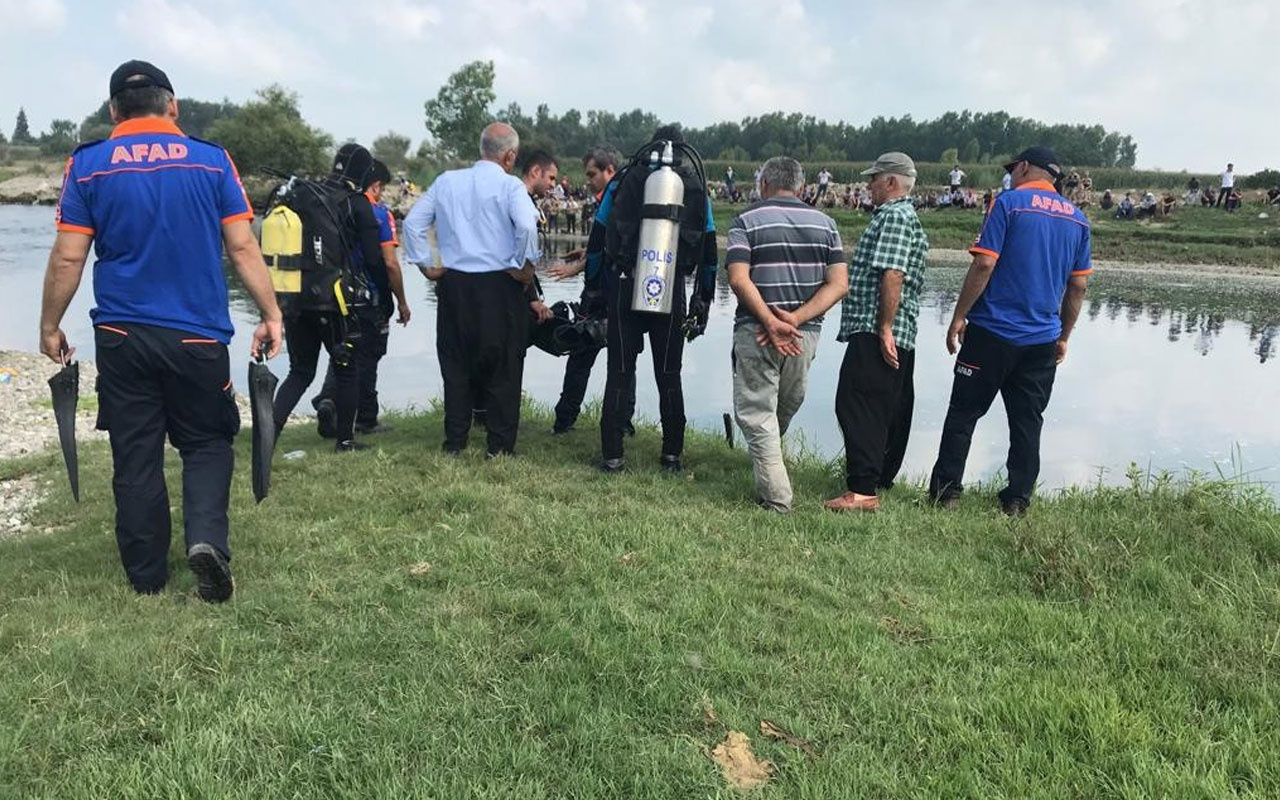 Acı haber! Ceyhan nehrinde kaybolan gencin cesedi bulundu